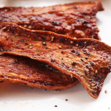 Bejcon istället för Bacon